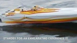 Fastest Boat Ride Ever - 150mph !!!