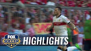 Bayern Munich vs. VfB Stuttgart   Bundesliga Highlights   FOX SOCCER