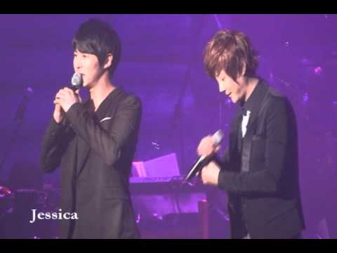 111231 Shin hyesung concert _the birds(with Jun jin)