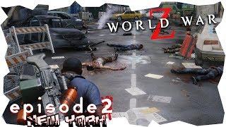 World War Z The Game - Chapter 1 Episode 2 New York - Playthrough Gameplay