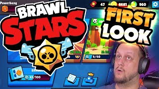 1st LOOK at NEW BRAWL STARS UPDATE - ALL CHANGES COVERED!