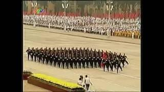 Diễu binh kỷ niệm 1000 năm Thăng Long Hà Nội sáng 10/10   Vietnam Military parade 2010