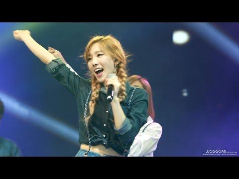 141007 WAPOP 태연(Taeyeon) - Holler