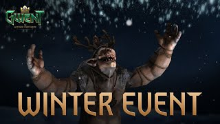 Winter arrives in Gwent