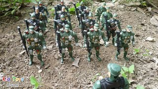 Action figures Army Men Toy Soldiers Special force