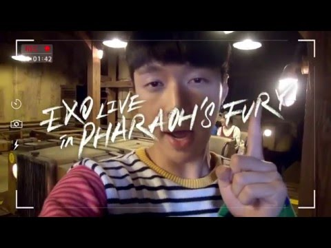 EXO 레이 Live in 파라오의 분노