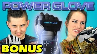 TEENS REACT TO POWER GLOVE (Bonus #86)