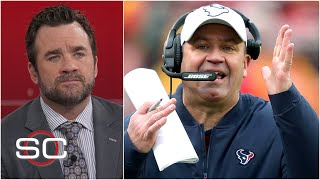 Bill O'Brien's 4th down playcalls draw heat from Jeff Saturday: 'It ain't that hard' | SportsCenter