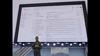 Google I/O 2018: Gmail autocomplete feature unveiled