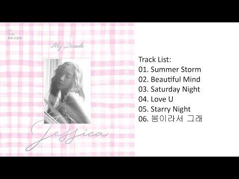 [Mini Album] Jessica – My Decade