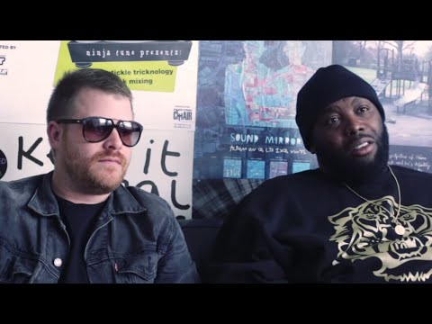 Run The Jewels on Competition, Collaboration & Supergroups // BFTV