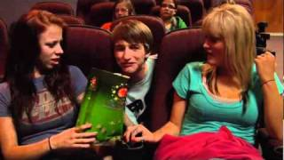 Fred Goes to the Movies!