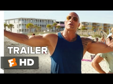 Baywatch Official Trailer - Teaser (2017)