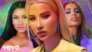 Iggy Azalea - Brazil (feat. Nicki Minaj & Anitta) [MASHUP]
