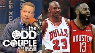 Is James Harden The Best Scorer Since Michael Jordan? - Chris Broussard
