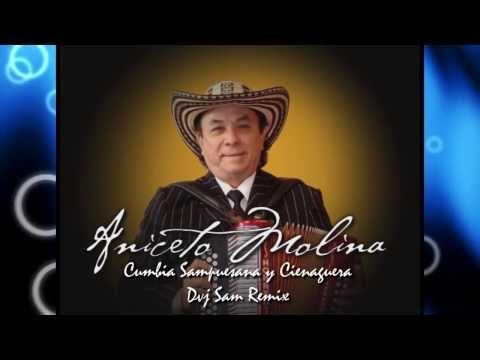 Aniceto Molina - Cumbia Sampuesana y Cienaguera (Dvj Sam Remix 2013) (HD)