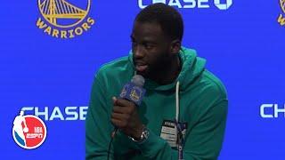 Draymond on all the Warriors' injuries: 'It sucks' | NBA on ESPN