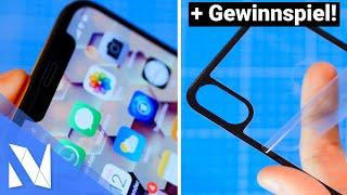 Das PERFEKTE iPhone X, Xs, Xr PANZERGLAS für die Vorder- & Rückseite von GLAZ! | Nils-Hendrik Welk