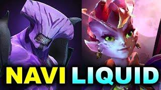 NAVI vs LIQUID - GREAT MATCH! - MIDAS MODE DOTA 2