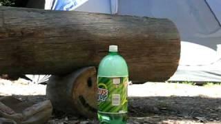 2 liter dry-ice bomb