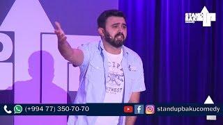 Kənan Yusif (Stand UP Baku 13-cü şou)