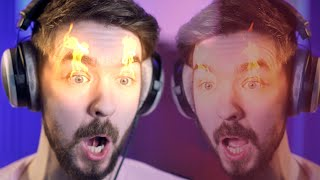 SO SCARY IT BURNED MY EYES | 3 Scary Games