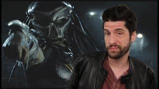 The Predator - Teaser Trailer Review