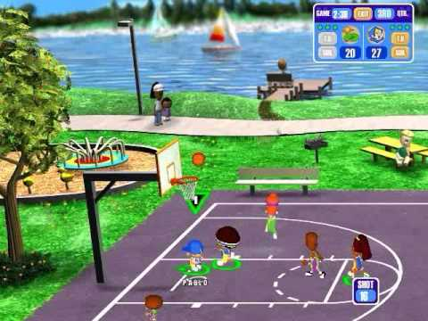 Backyard Basketball Gameplay - YouTube