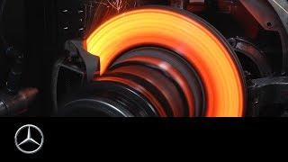 Brake Test | Mercedes-Benz Genuine Parts vs. Fake Parts