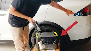 Will THIS Charge My Tesla?