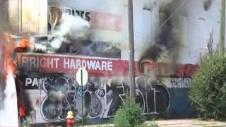 Detroit Box Alarm - Michigan & Military - Old Brights Hardware