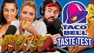 Jem Wolfie Tries Taco Bell For The First time