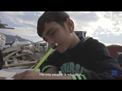 No School for Thousands of Syrian Refugee Children
