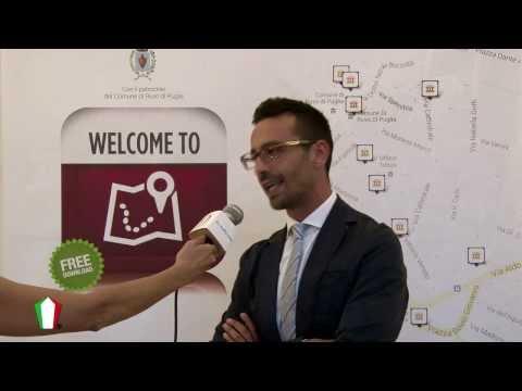 WelcomeTo Ruvo di Puglia - presentazione ufficiale App audio guida turistica in network