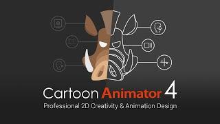 Cartoon Animator 4 - Professional 2D Creativity & Animation Design - Official Demo