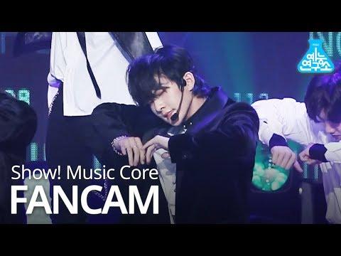 [예능연구소 직캠] THE BOYZ - No Air (HWALL), 더보이즈 - No Air (활) @Show Music Core 20181215
