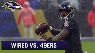 Ravens Wired vs. the 49ers: Everything Is Earned | Baltimore Ravens