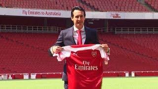 Tin Thể Thao 24h Hôm Nay (21h - 24/5): Unai Emery Phấn Khích Khi Được Kế Vị Wenger Dẫn Dắt Arsenal