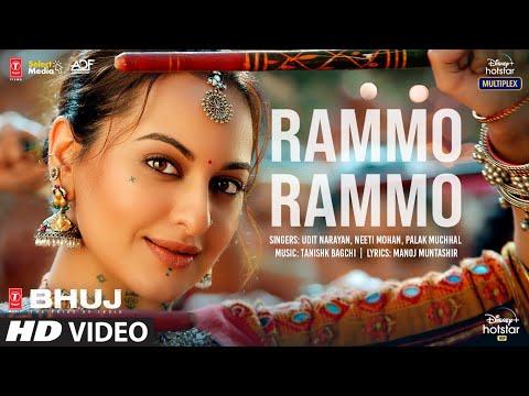 Rammo Rammo song: Bhuj: The Pride of India - Sanjay Dutt, Sonakshi Sinha
