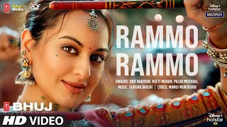 Rammo Rammo Udit Narayan Neeti Mohan Palak Muchhal (Bhuj: The Pride Of India)