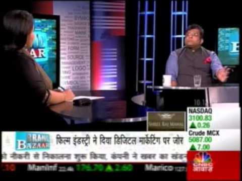 CNBC Awaaz - Brand Bazaar I Ignitee Digital Services