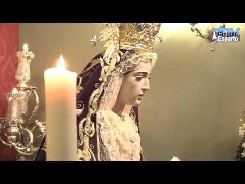 Besamanos Virgen de la Divina Gracia de Padre Pío