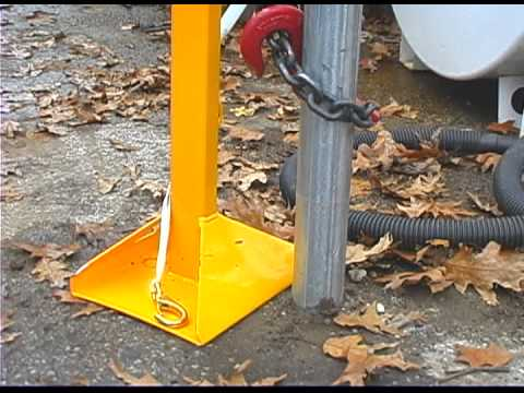 Rhino Post Puller Mp 3 Is A Tough Piece Of Equipment Youtube