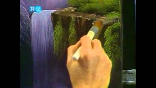 The Joy of Painting s19 06 Waterfall In The Woods