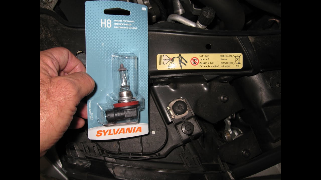 Bmw Angel Eyes H8 Bulb Replace Video By Froggy Passenger