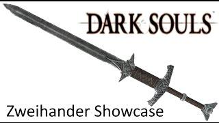 Dark Souls - The Game Breaker - Zweihander Build in 6 Minutes