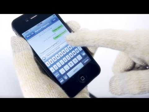 Alphyn Wearcom Touchscreen Gloves