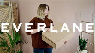 Everlane First Impressions & Try On | Ethical Fashion Brand