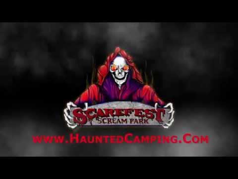 """It's back! Scarefest Scream Park continues its popular overnight haunted camping experience, """"Survive the Night."""" On Saturday, September 10 and 17, guests are invited to spend 13 terrifying hours at Scarefest Scream Park for an experience unlike any other."""
