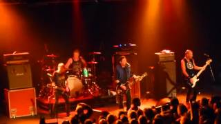 Stiff Little Fingers - live @ Metro Theatre, Sydney, 1 April 2016